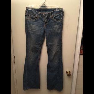 True Religion world tour jeans